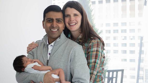 <p>Irfhan Rawji and his partner, Christine, chose to support Heart and Stroke with a gift of life insurance.</p><p> </p>