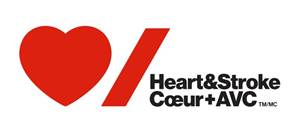 Heart and Stroke logo