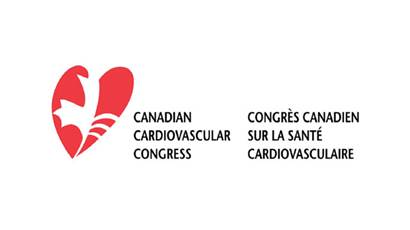 Canadian Cardiovascular Congress logo on a white background
