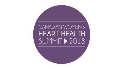 Canadian Women's Heart Health Summit logo