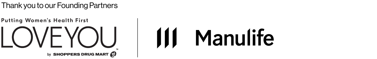 Shoppers drug mart and Manulife logos
