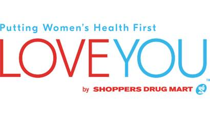 Shopper's loves you logo