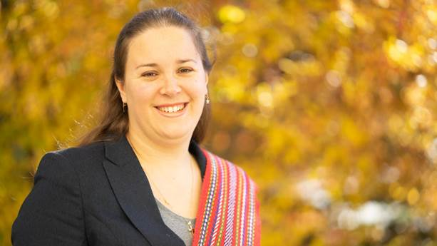 Dr. Heather Foulds was named Early Career Women's Heart and Brain Health Chair.