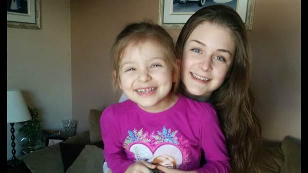 <p>Madeleine and Lydia</p> <p></p>
