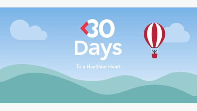 30 Days app logo