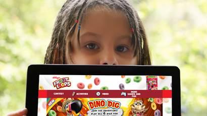 Stop marketing to kids