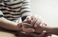 Self-care tips for caregivers.