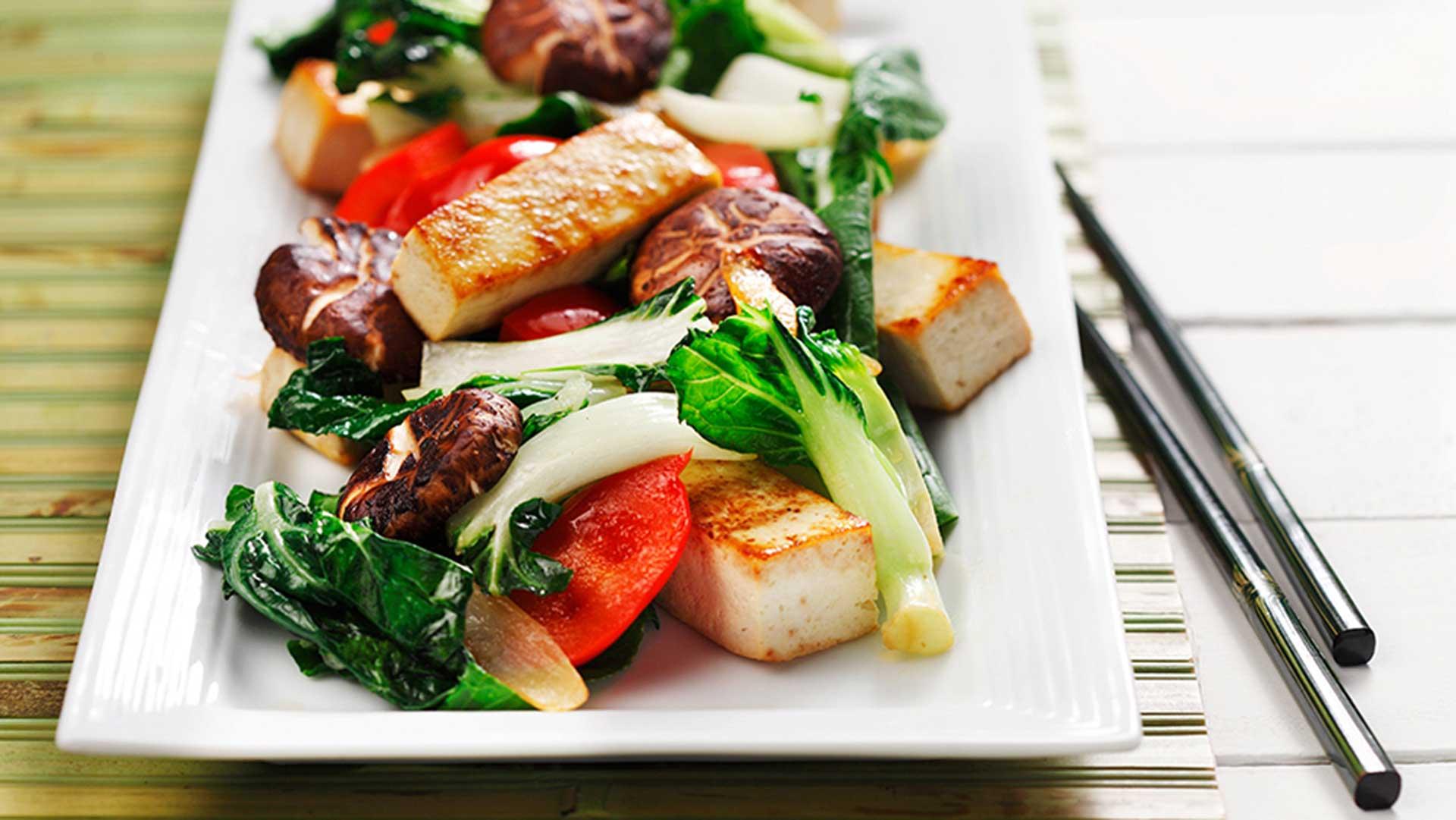 tofu stir fry