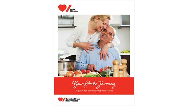 Cover for Your Stroke Journey