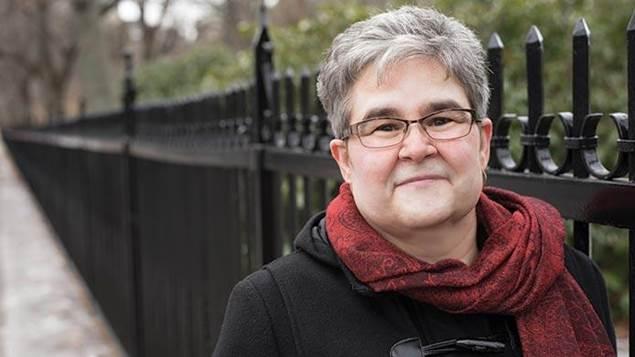 Cheryl MacKenzie, stroke and heart attack survivor