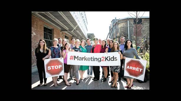 <p>The Stop Marketing to Kids Coalition teams up with Jamie Oliver on childhood nutrition.</p> <p></p>